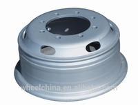 20 inch light truck steel wheel rims for 8.25-20 tyre