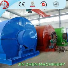 2014 high profit upmarket Jinzhen Brand used tyre petroleum refinery equipments
