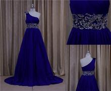 Graceful cheap evening dress beaded belt