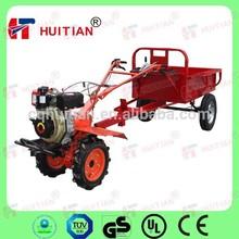 HT105F 6hp Diesel Zubr Mini Tractor