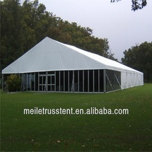 big wedding luxury event outdoor party small garden marquee
