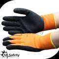 srsafety 7g trazador de líneas del pañal de estilo económico guantes de látex guantes de invierno en388