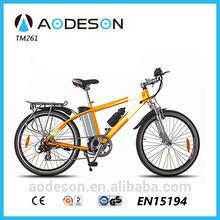 "26"" bafang 24v 250w motor electric bike TM261,electric mountain bike"