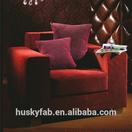 Chenille jacquard Sofa fabric,Living Room Furniture sofa fabric,Modern