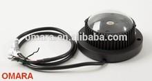 IR LED array illuminator for surveillance camera