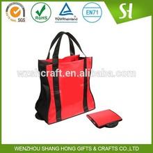 logo shopping bags wholesale,promotion nonwoven shopping bag