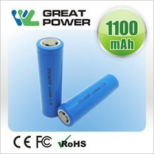 high power 3.2v 11ah 18490 18500 lifepo4 battery for electric tool