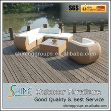 rattan sofa for Garden use C041