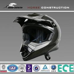 L size Carbon Fiber Motorcycle Off Road Helmet