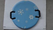 Kids durable foam snow sled/disc