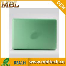 Hard Plastic Multi Colors Matte Crystal Material For Macbook Case,For Macbook Pro,For Laptop Case