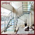 صور خطوات الزجاج الصلب الدرج السلالم الجاهزة