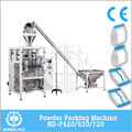 Nd-f420/520/720 pó de lavagem detergente máquina de embalagem