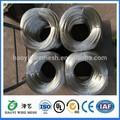 Galvanizado eléctrico bobina de alambre de 1 kg / bobina de utilizar como de alambre de unión en de hormigón máquina de encuadernación