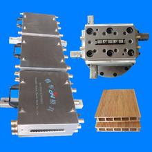 mould making/die head + vacuum calibrator/custom plastic extrusion