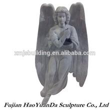 Granite Stone Angel Sculpture