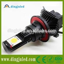 Car h4 led headlight bulbs 55w high lumen led light