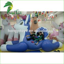 Inflatable cute dog cartoon 2015 inflatable cartoon custom