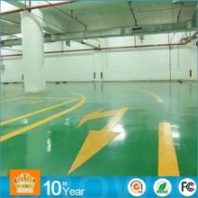 Stone Hard heavy duty epoxy floor coating for car park