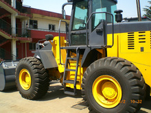 front loader,chinese cheap wheel loader,wheel loader attachments for sale 5000kg with 3m3 bucket