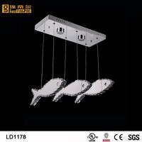 Fish lamp, fish pendant light, fish shape fish lamp