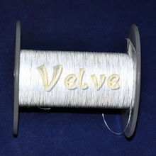 reflective polyester dope dyed thread spool price