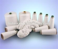 42S/2 100%polyester spun yarn