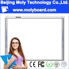 China kid electronic whiteboard for school multi touch 82""