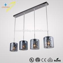 GZ20531-4P Unique design luminarias home decoration pendent lamp for dinning room
