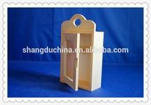 Vintage new design wooden key box for home decor