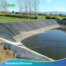 chemical stabilized black hdpe pond liner sheet
