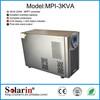 2014new LCD car power inverter usb charger 12v dc 220v ac 400w