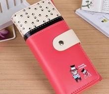 New trend beautiful cheap women magic wallet