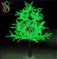 o feriado de natal do diodo emissor de luz da árvore de bordo luz artificial árvores