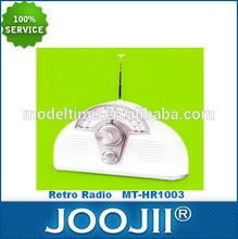 China Wholesale Portable Retro am/fm radio promotion