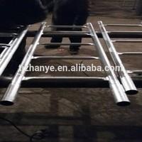 3000*390mm Galvanized Scaffold Ladder Beam On Sales