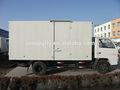 caixa de resfriamento do corpo do caminhão caminhão tata