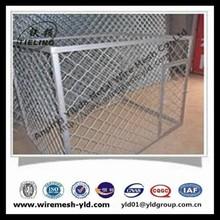 pvc coated burglar mesh dog home