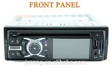 1 din 3 inch screen bluetooth car dvd player