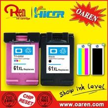 for HP Printers Cartridges for HP 61 Black Ink Cartridge