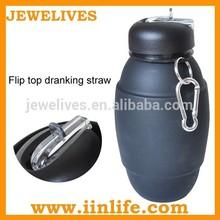 New gift ideas rubber kids water bottle