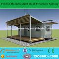 Som isolamento confortável casa pré-fabricada casa contêiner kit