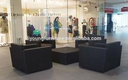 Modern design for fashion shop or shopping mall foshan xiqiao furniture LG91-SFR-801-2