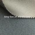 alto grado de imitación de cuero semi cuero de la pu para el sofá de