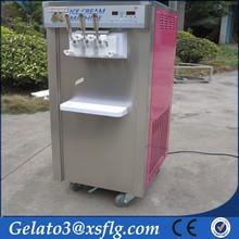 XSFLG Professional 3 flavor mcdonald's automatic soft ice cream machine