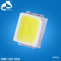 High brightness india price 6000k lm80 2835smd led chip