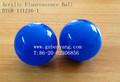 Esfera clara sólido ronda de bolas de acrílico. Gran bola de acrílico, de cristal de bolas de acrílico, transparente de acrílico fluorescente bola bola de acrílico