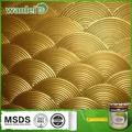 asequible de oro textura efecto conductora de pinturas en spray