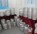 Brewery bar de acero inoxidable beer keg barriles de cerveza tambores