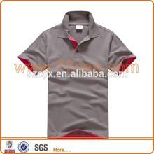 2015 high quality 100% cotton eco-friendly mens polo shirts for men